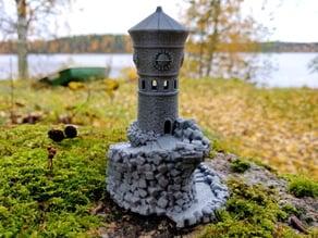 Forbidden Watchtower