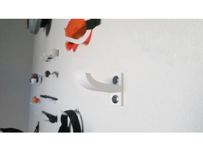 Thumb Tack Display Hooks