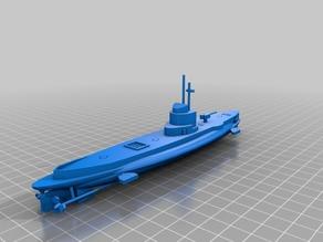 Type U-31 Uboat