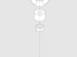 3drag K8200 Z-stop