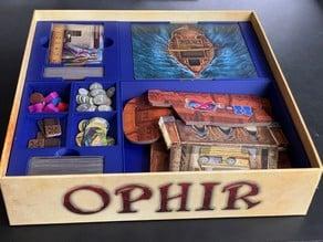 Insert/Organizer for Ophir