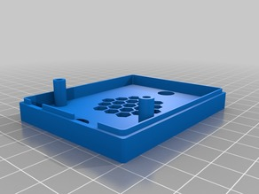Arduino CNC Shield Case Remix... Redesigned for 2020/2040/4040 etc extrus. bars. For using the board as a multiextrusion addon without the uno