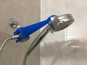 Shower extension for Moen Magnetix