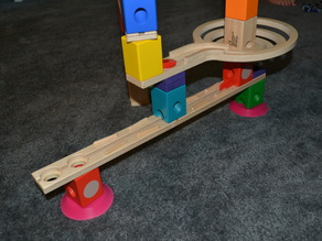 Quadrilla Marble Run Support Foot
