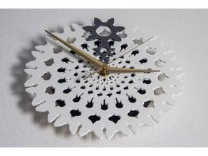 ClockGearPattern