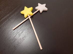 Fairy wand - Star