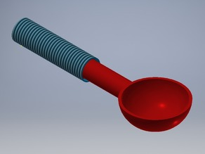 Rotational Spoon