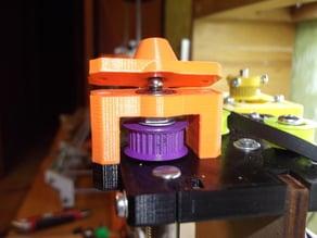 Single Z motor prusa i3 ver.3