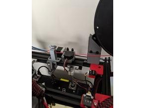Ender 5 EZOUT Top mount remixed