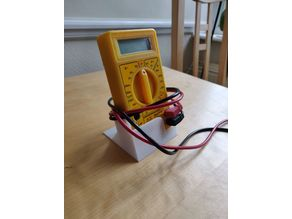 Cheap Chinese Multimeter Stand