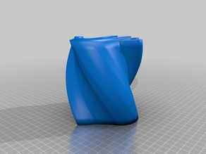 Hi5 Vase for Joel Telling (Twisted)