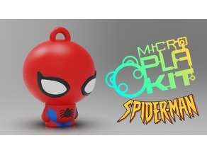 Spider-Man (MicroPlaKit Series)