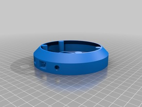 Warp Core Base For Arduino Nano