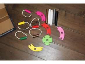 Ring Toss Kit