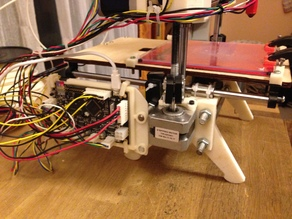 Big Foot for original printrbot