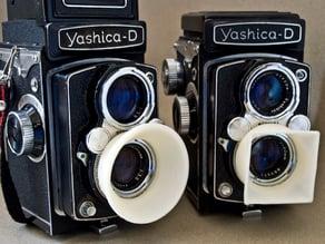 Yashica D Lens Hood