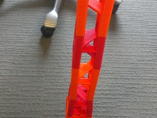 Modular Square Tubing Tower