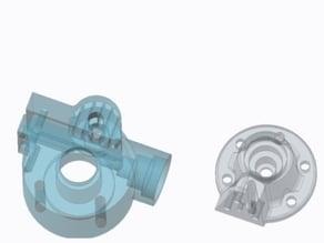 Mini Kossel 3mm Filament Option