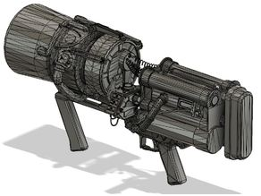 Thundergun Zeus Cannon