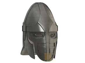Skyrim Guard Helmet