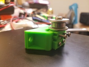 2020 Y Axis Tensioner reversed TronXY X3
