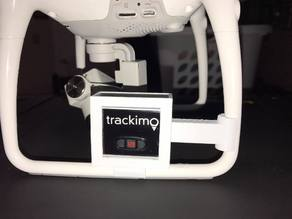 Phantom 4 Pro Trackimo holder