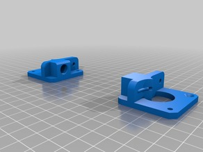 Creality CR-X Filament Guides