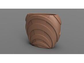 Oval Vase V2