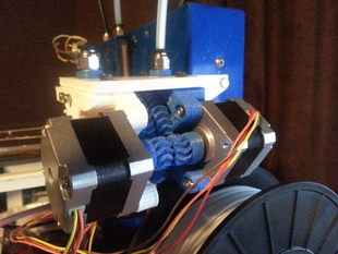Eventorbot Wade / Greg Extruder Parts
