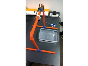 PCB Agitator using Arduino, small servo & PVC pipe