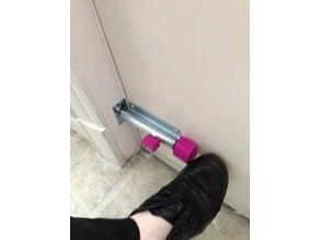 foot bolt cover