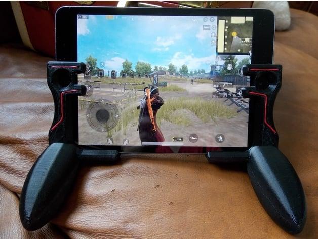 IPad Mini 2 Gaming Grips (PUBG, Etc) By Mobiobi