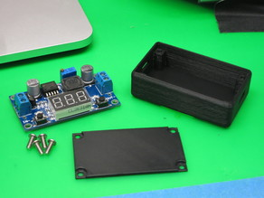 LM 2596 Power Supply Case
