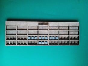 tableau de conversion braille 3 chiffres par colonne lasercut