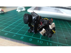 Tinyhawk adapter for BetaFPV boards