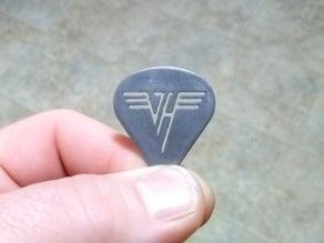 Van Halen Guitar Pick