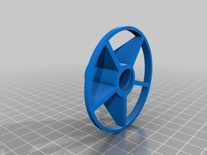 3D Print Spool Holder Filament Support Long