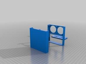 Portable speaker box enclosure smooth allis