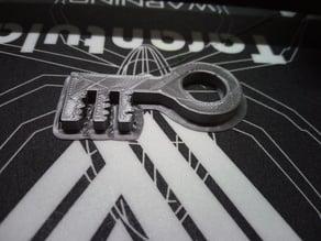 kluczyk zabawka- key toy