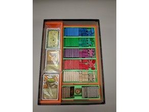 Agricola Player Tray