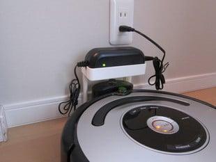 Roomba Homebase AC adaptor stand