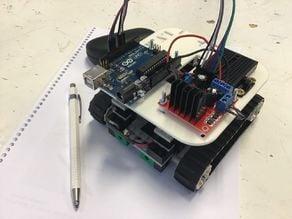Arduino platform for Lego Mindstorms