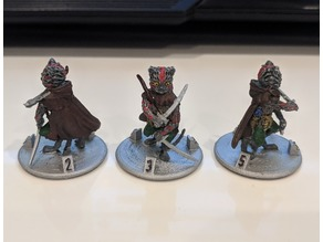 Gloomhaven Monster: Vermling Scout