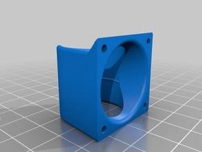 E3D-V6 fan holder/duct
