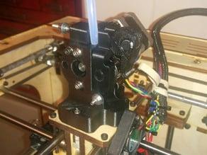 Tinkerine Studio Ditto extruder (Original first version of Ditto)