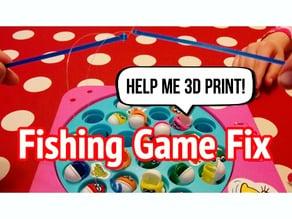 Fishing Game Fix