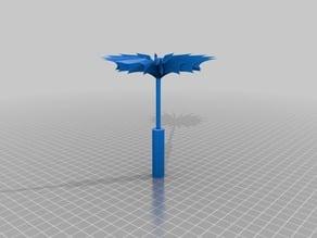 Lego Bat Mace Redux