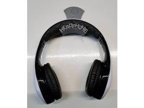 Headphone Wall Holder #1