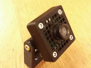 Raspberry Pi Camera Case (M12x5 camera)