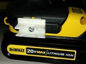 Driver Bit Clip for DeWalt Cordless Drill